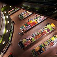 Supermarchés - les vitrines du trégor