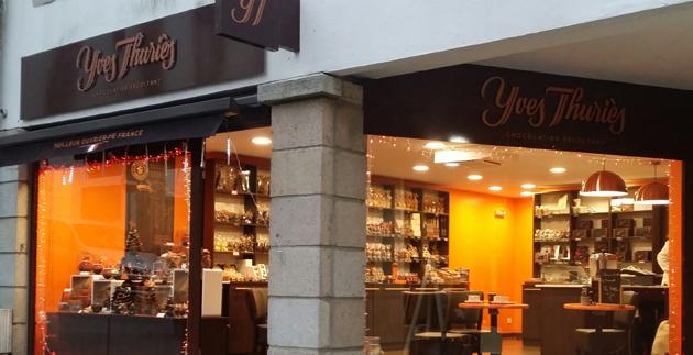 Yves Thuriès Chocolats